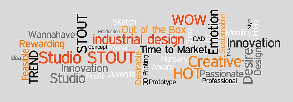Welcome to the new website of Studio STOUT industrial design