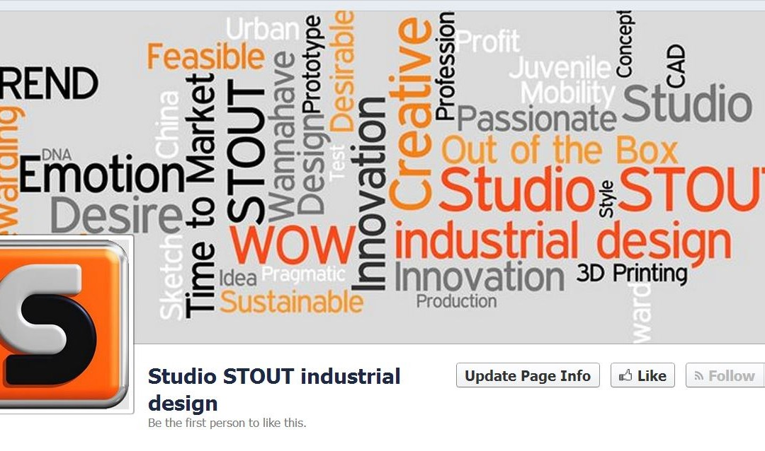 Studio STOUT facebook page is online. Give us a like !