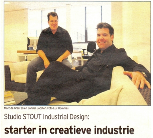 Media Article Starterskrant