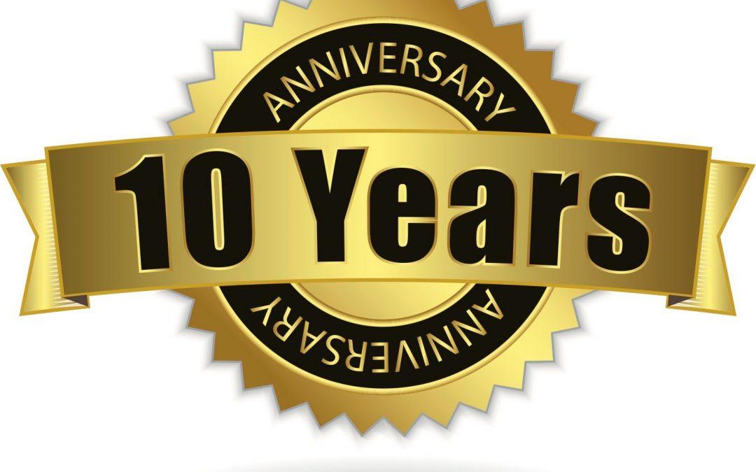 Studio STOUT 10 Years anniversary