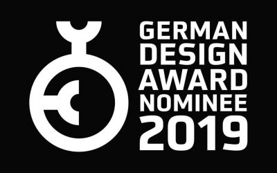 Pahoj Nominated German design award 2019