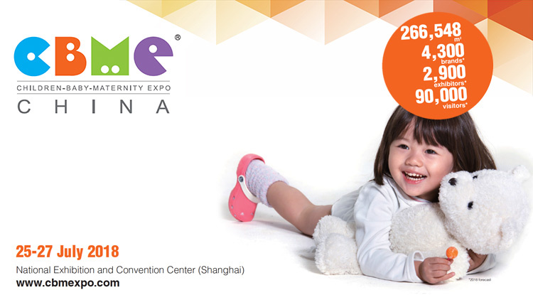 2 Weeks until CBME Shanghai 2018