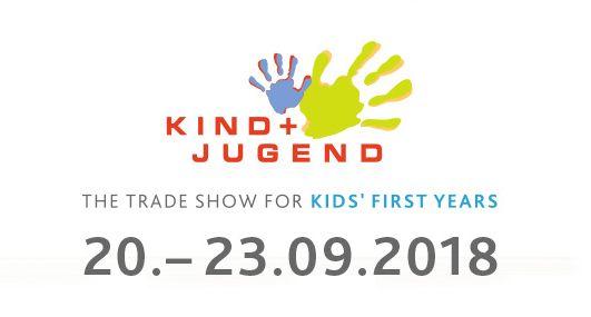 Just 1 week to Kind und Jugend 2018