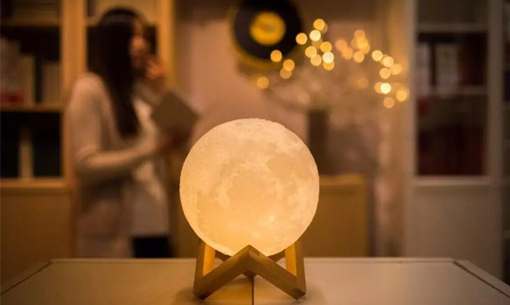 Nice product Moon Lamp