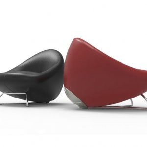 Calice, Contemporary relax chair
